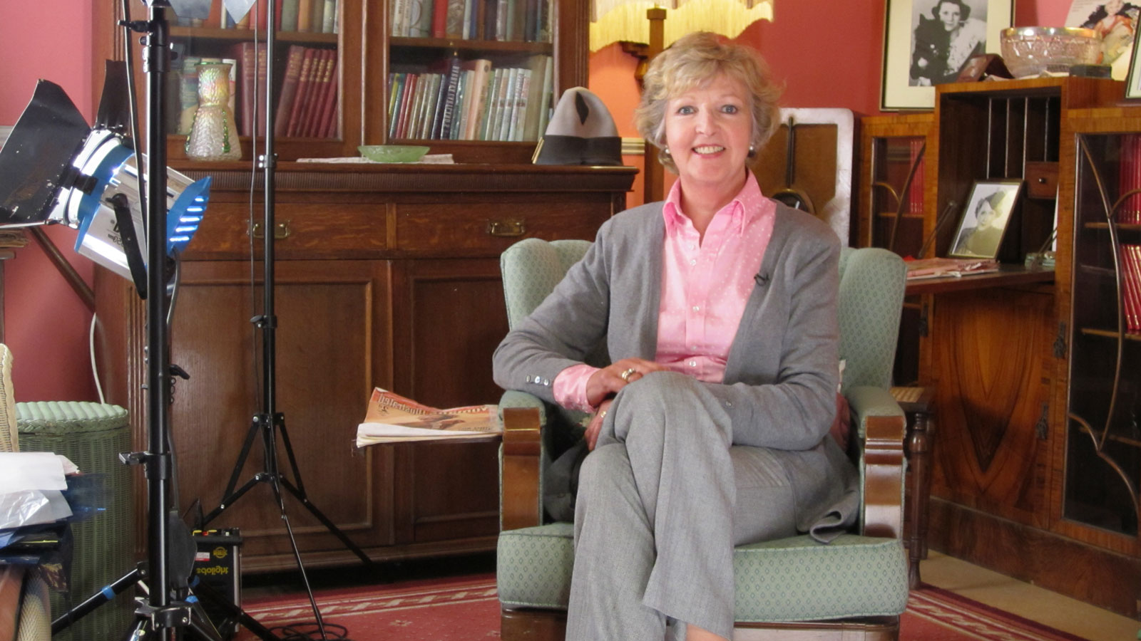Dame Penelope Keith DBE DL